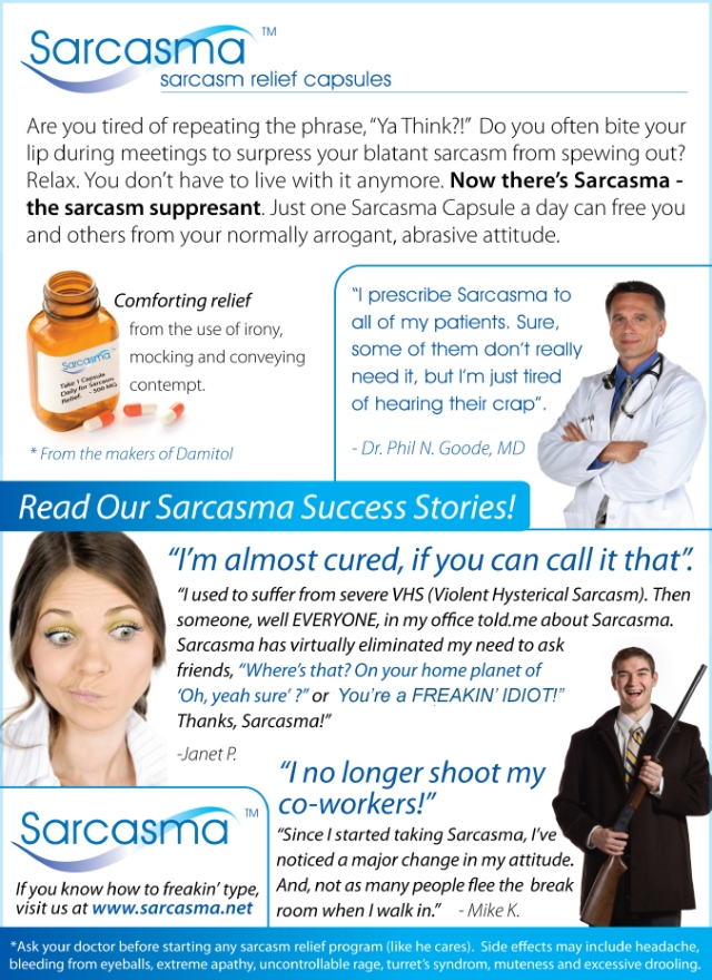 sarcasma